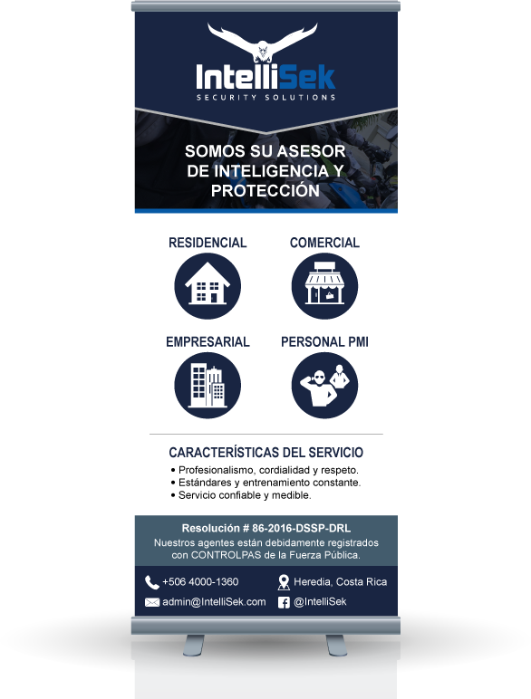 roller up servicios de Intellisek